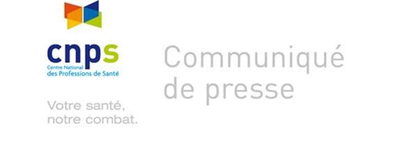 CNPS Communiqué de presse